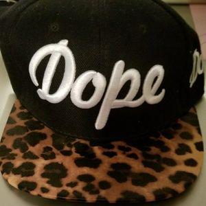 Dope Cheetah hat